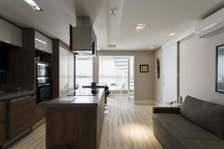 Apartamento de 90 metros quadrados no bairro cambuci com 2