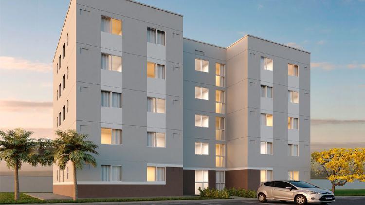 Apartamento à venda no campo grande - rio de janeiro, rj.