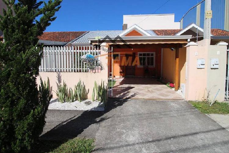 Casa para venda possui 65 mt² com 3 dormitórios afonso