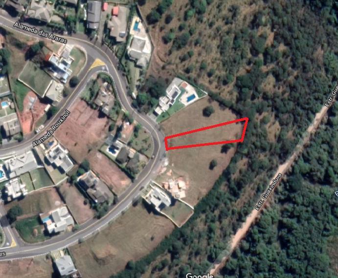 Lote/terreno para venda tem 1430 metros quadrados