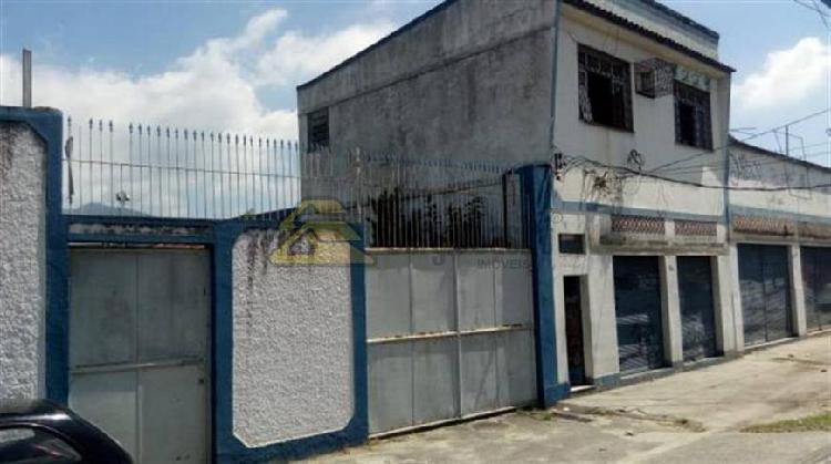 Rio de janeiro - galpão/depósito/armazém - bangu