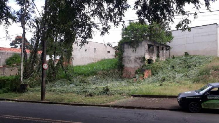 Terreno bairro santa rosa - piracicaba