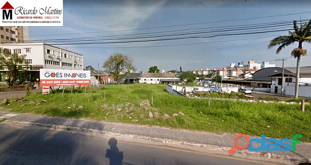 Terreno a venda Avenida Centenário Criciúma