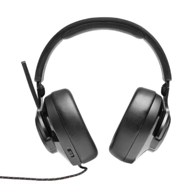 Fone de ouvido jblquantum200 over ear para jogos com fio e