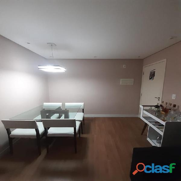 Apartamento possui 52 metros quadrados com 2 quartos VILA MOREIRA.
