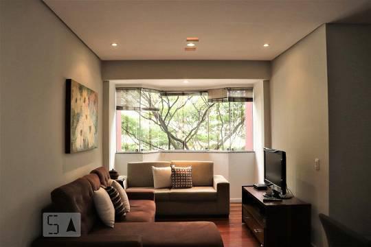 Apartamento para aluguel - santo antônio, 3 quartos, 96 -