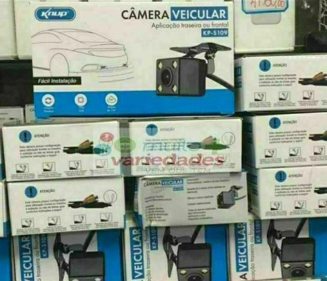 Câmera veicular de ré