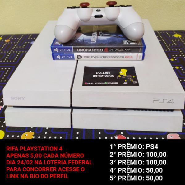 Playstation 4 * leia a descrição