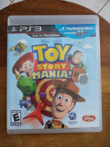 Toy story mania! ps3 playstation 3