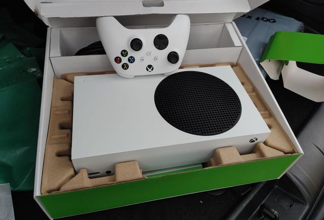 Xbox series s 4k 512gb / troco / parcelo 12x 261