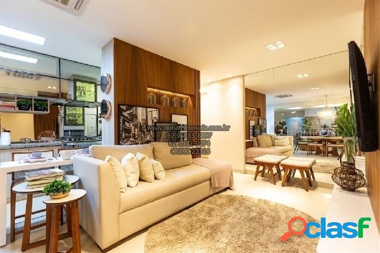 Lindos apartamentos para venda, 2 e 3 quartos com suíte, st. pedro ludovico
