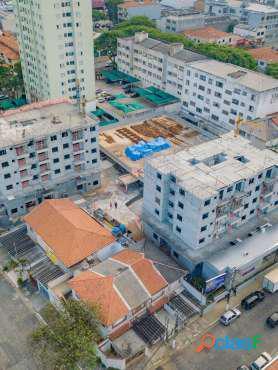 vendo apartamento Em Construção,Com 48 M² no Kz Sacomã