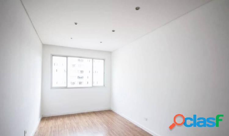 Apartamento à venda em pinheiros com 76m², 2 quartos e 1 vaga