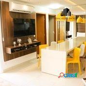 Lindo apartamento totalmente mobiliado na vila dainese - americana
