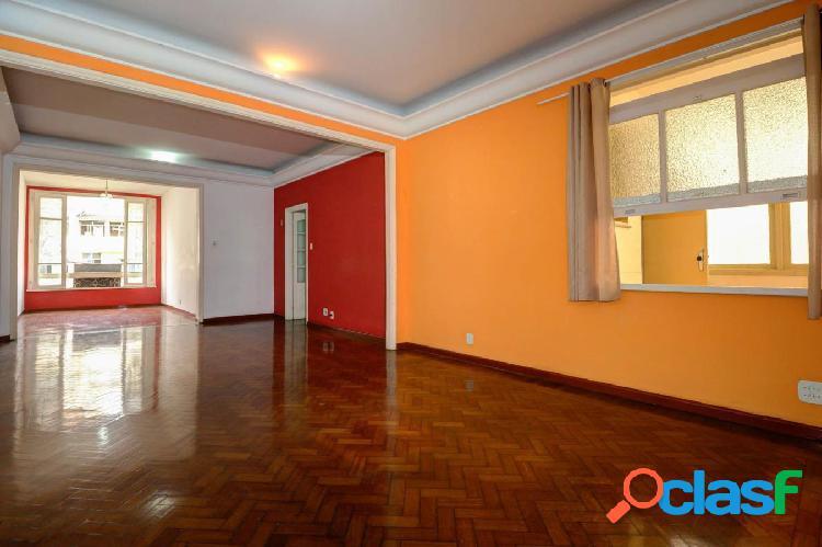 Apartamento para venda em rio de janeiro / rj no bairro copacabana