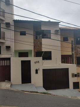 Casas para locação na glória, macaé/rj, 3 quartos com