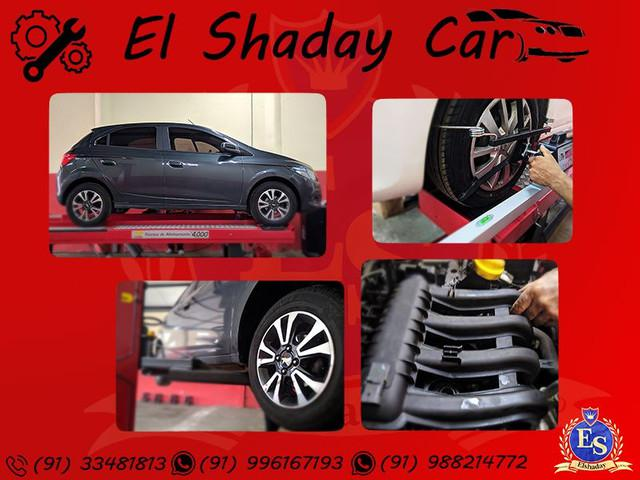 El shaday car auto center oficina mecânica
