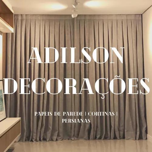Instalação de cortinas, persianas & papéis de parede