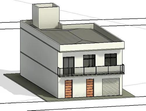 Projetos arquitetônicos e de engenharia civil