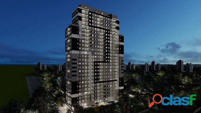 Vendo lindo apartamento em obra com 31 m² no metrocasa lapa