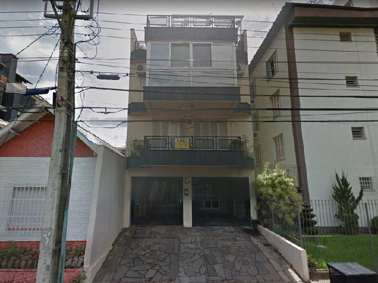 Aconchegante cobertura duplex no centro, c/ 2 quartos, salas