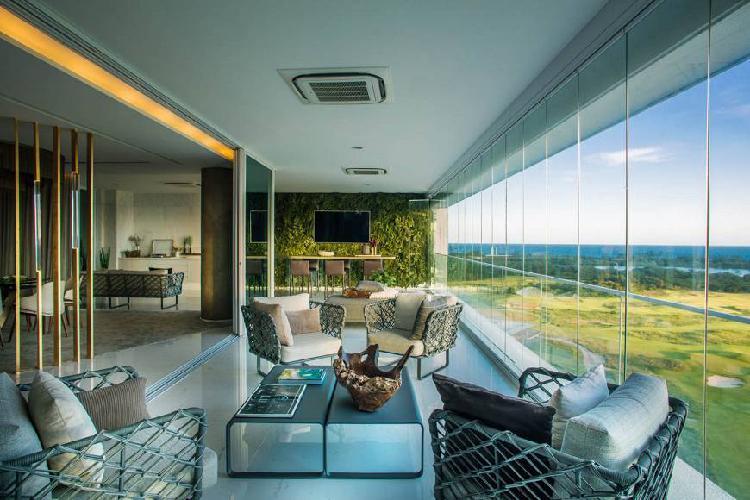 Apartamento decorado a venda com 648m², 05 suítes, 05