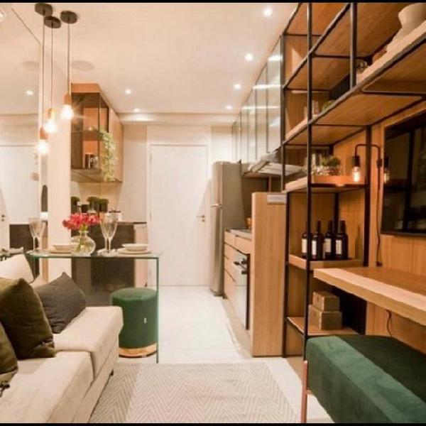 Apartamento para venda tem 32 metros quadrados com 1 quarto