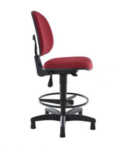 Cadeira executiva base caixa com back system linha office