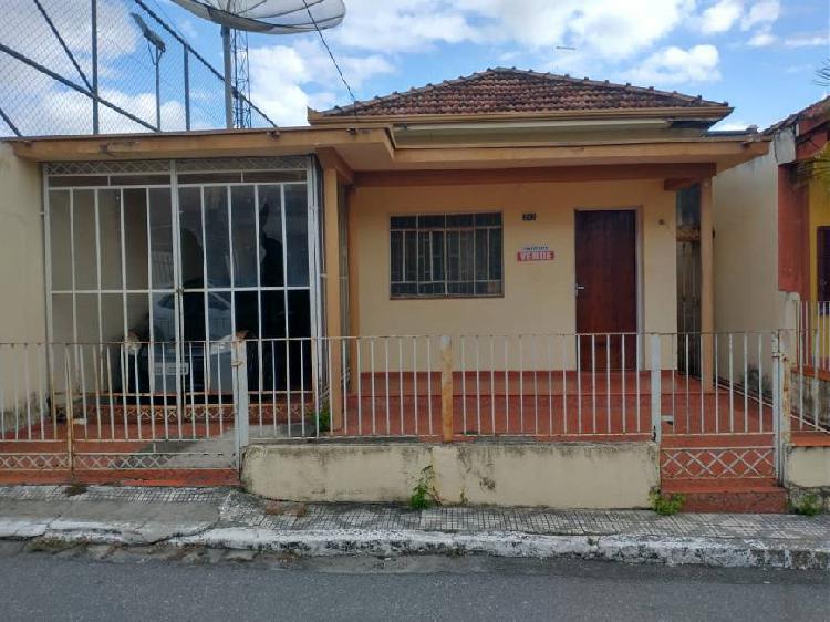 Casa no centro de caçapava - demolição ou moradia