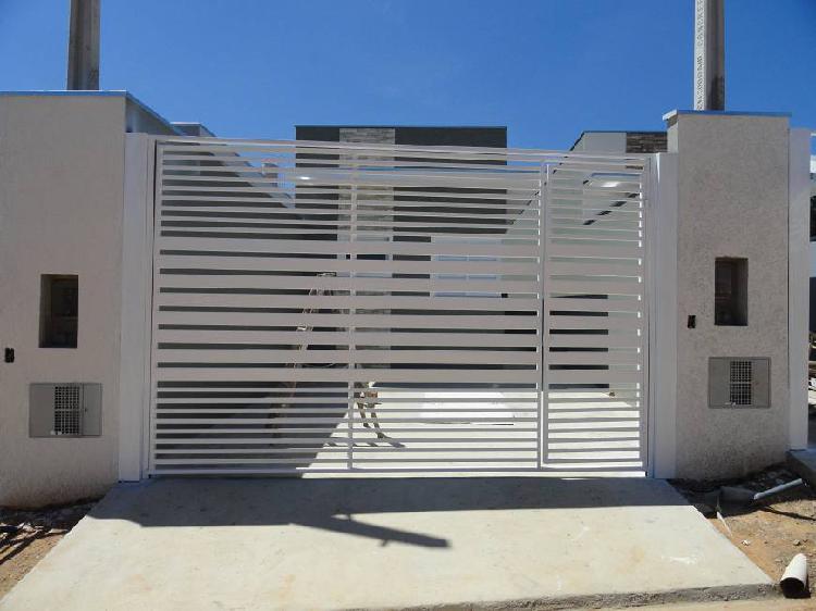 Casa nova para venda, portal de iperó, iperó/sp.