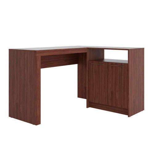 Mesa para computador brv frame bc 65-164, castanho