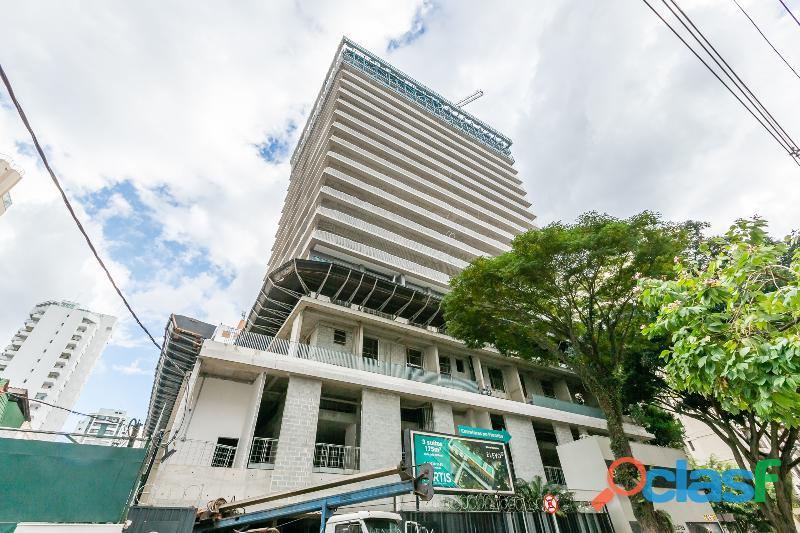 Vendo luxuoso apartamento em obra,com 64 m² no edifício elevo moema