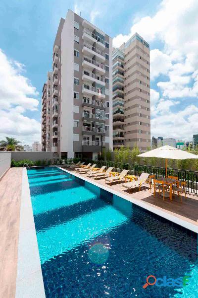 Lindo Apartamento Novo Pronto,Com 50 M² No Edifício You Link Paulista