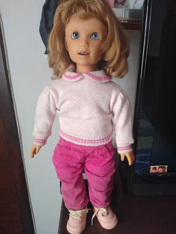 Boneca nádia tec toy 1991