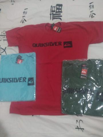 Camisas camisetas 25 peças