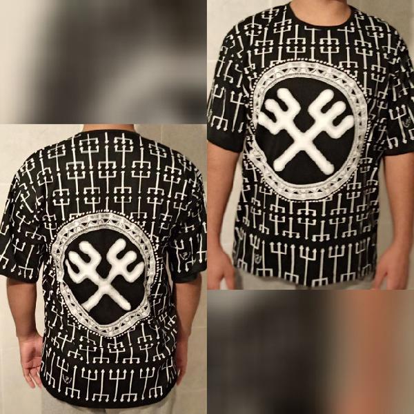 Camisetas orixás