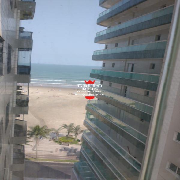 Apartamento à venda no guilhermina - praia grande, sp.
