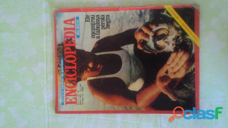 Lote Com 7 Revistas Variadas