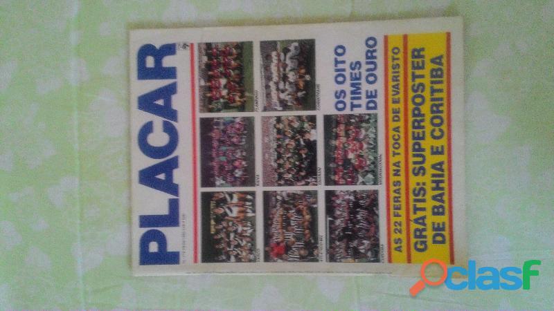 Lote Com 7 Revistas Variadas 1