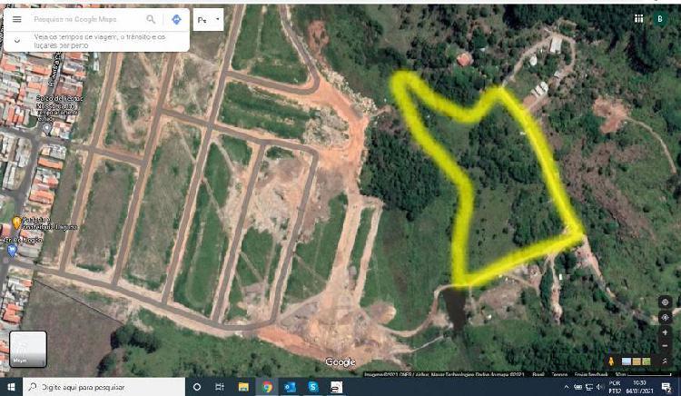 Oportunidade - área rural de 20.000 m2 na fazenda santa