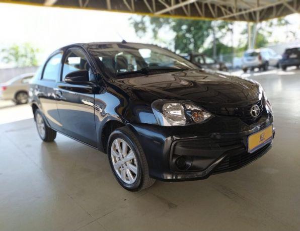 Toyota etios x plus sedan 1.5 flex 16v 4p aut. flex -