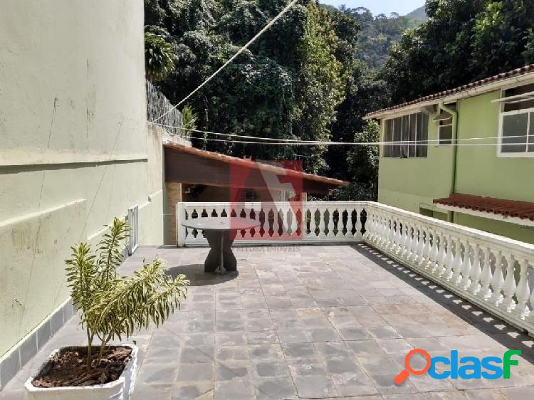Casa duplex a venda - inicio da subida do alto da boa vista-rj