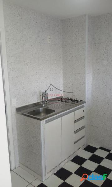 Apartamento condomínio mix aricanduva ii- ultimo andar