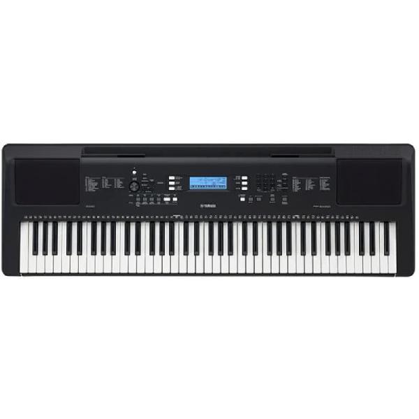 Teclado musical eletrônico psr-ew310 yamaha 76 teclas 622