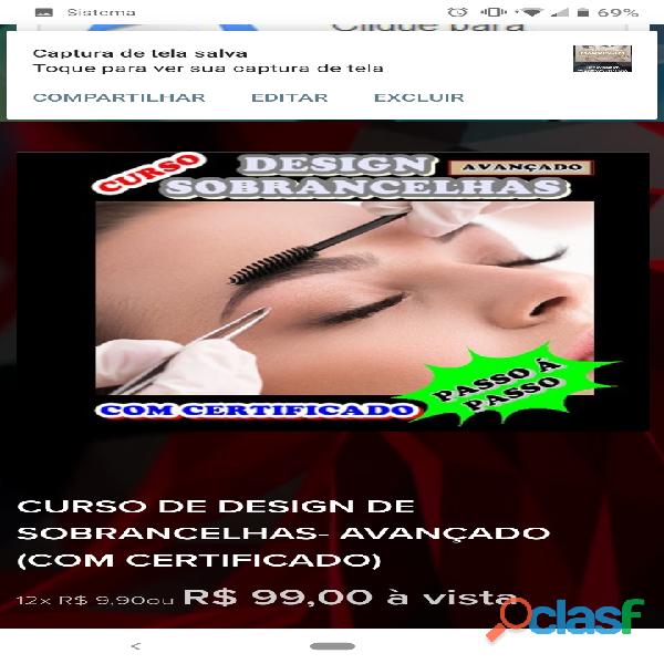 Curso de maquiagem profissional com certificado