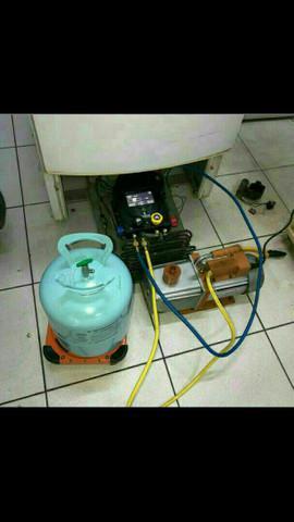 Assistência técnica / conserto em geladeira