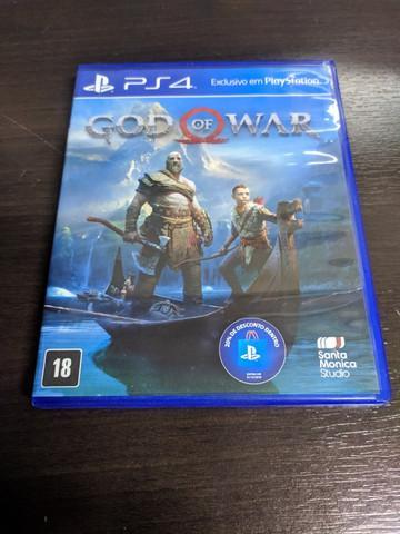 Jogos god of war e red dead
