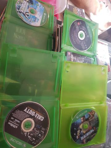 Jogos de xbox one - r$ 150 tudo