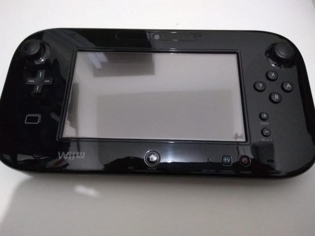 Nintendo wii u novo e completo com 1 jogo original v// troco