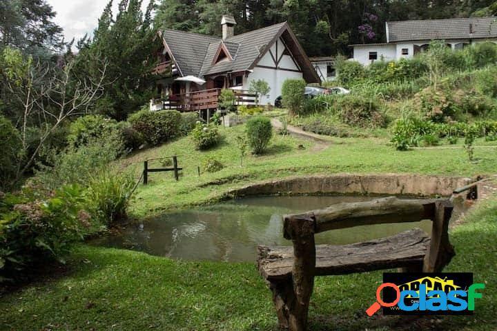 Região turística com 15.000 m²